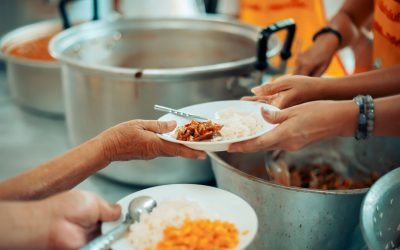 Donate Hot Meals